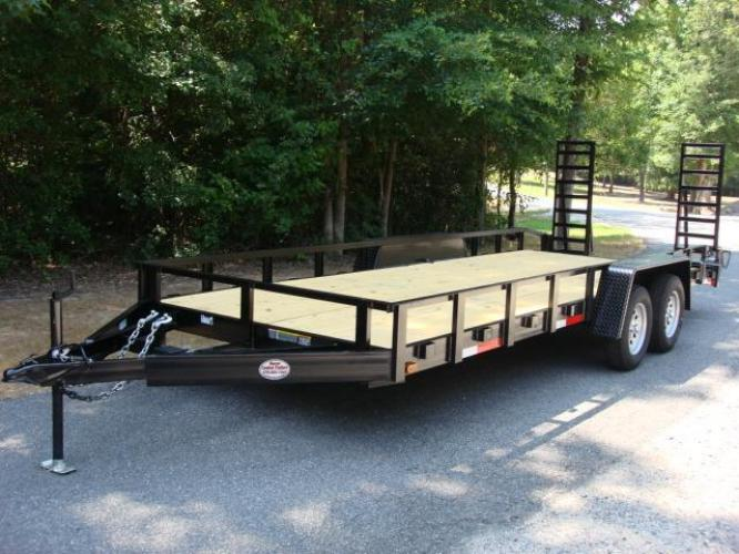 2020 Black Macon Custom Flatbed & Equipment , located at 1330 Rainey Rd., Macon, GA, 31220, (478) 960-1044, 32.845638, -83.778687 - Photo #0