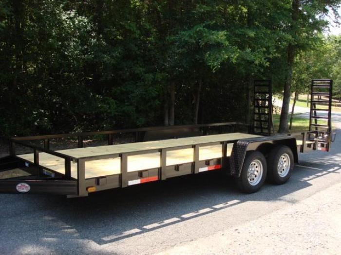 http://www.maconcustomtrailers.com/autos/2019-Macon-Custom-Flatbed-Equipment-Macon-GA-1027 - Photo #11