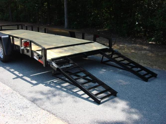 2020 Black Macon Custom Flatbed & Equipment , located at 1330 Rainey Rd., Macon, GA, 31220, (478) 960-1044, 32.845638, -83.778687 - Photo #8