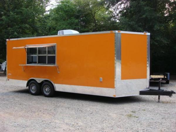 http://www.maconcustomtrailers.com/autos/2018-Freedom-8-5ft-X-20ft-Tandem-Concession-Trailer-Macon-GA-1029 - Photo #1