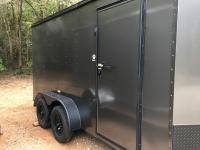 http://www.maconcustomtrailers.com/autos/2019-Freedom-Enclosed-Cargo-Macon-GA-1162 - Photo #4