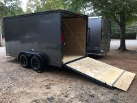 http://www.maconcustomtrailers.com/autos/2019-Freedom-Enclosed-Cargo-Macon-GA-1162 - Photo #11