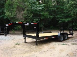 http://www.maconcustomtrailers.com/autos/2019-Macon-Custom-Flatbed-Equipment-Macon-GA-1166 - Photo #1