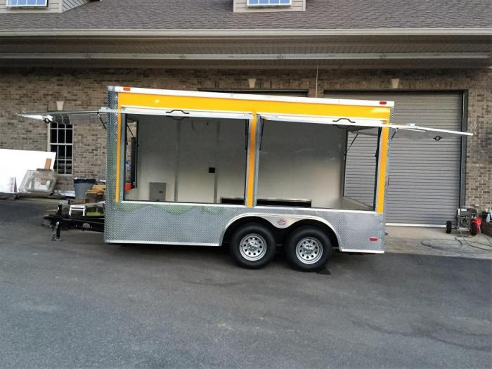 http://www.maconcustomtrailers.com/autos/2019-Freedom-8-5ft-X-14ft-Concession-Trailer-Macon-GA-1178 - Photo #12