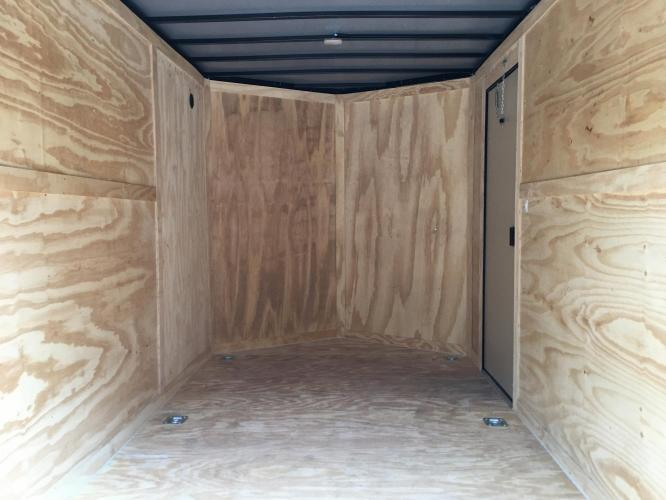 2021 Freedom Trailers 6ft X 12ft SAVN , located at 1330 Rainey Rd., Macon, GA, 31220, (478) 960-1044, 32.845638, -83.778687 - Photo #12