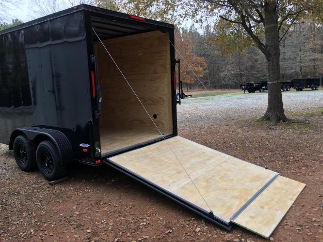 2021 Freedom Trailers 6ft X 12ft SAVN , located at 1330 Rainey Rd., Macon, GA, 31220, (478) 960-1044, 32.845638, -83.778687 - Photo #15