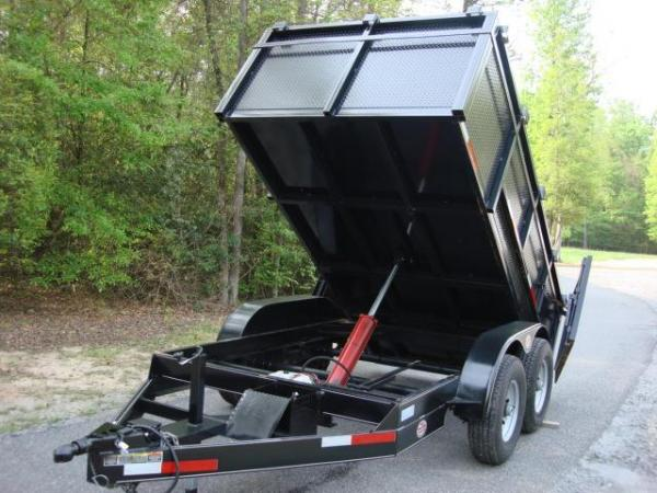 http://www.maconcustomtrailers.com/autos/2019-C-W-Dump-Trailer-Macon-GA-504 - Photo #5