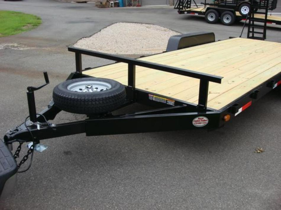 Macon Custom Trailers And Golf Carts Flatbed Amp Equipment