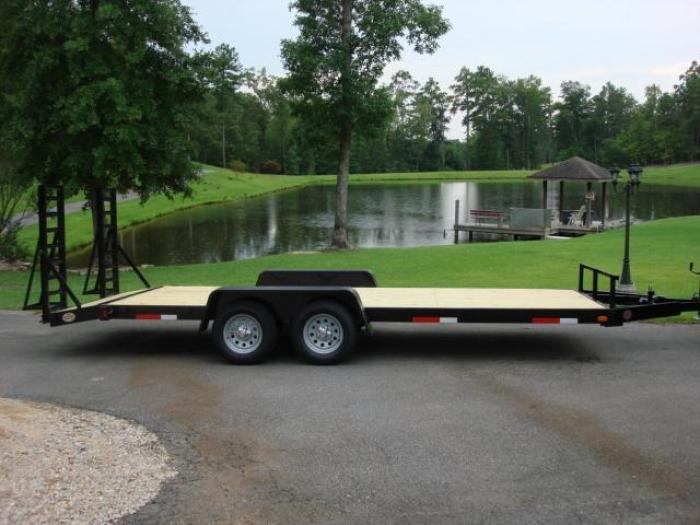 http://www.maconcustomtrailers.com/autos/2019-Macon-Custom-Flatbed-Equipment-Macon-GA-586 - Photo #1