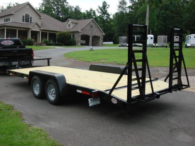 2019 Black Macon Custom Flatbed & Equipment , located at 1330 Rainey Rd., Macon, GA, 31220, (478) 960-1044, 32.845638, -83.778687 - Photo #5