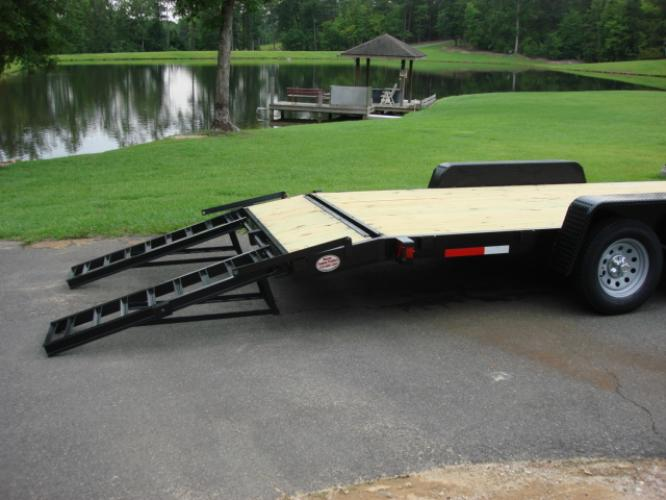 2019 Black Macon Custom Flatbed & Equipment , located at 1330 Rainey Rd., Macon, GA, 31220, (478) 960-1044, 32.845638, -83.778687 - Photo #25
