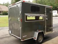 http://www.maconcustomtrailers.com/autos/2019-Freedom-6ft-X-10ft-Hunting-Trailer-Macon-GA-906 - Photo #9