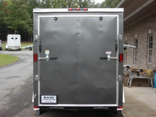http://www.maconcustomtrailers.com/autos/2019-Other-6ft-X-10ft-Hunting-Trailer-Macon-GA-906 - Photo #10