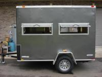 http://www.maconcustomtrailers.com/autos/2019-Freedom-6ft-X-10ft-Hunting-Trailer-Macon-GA-906 - Photo #5