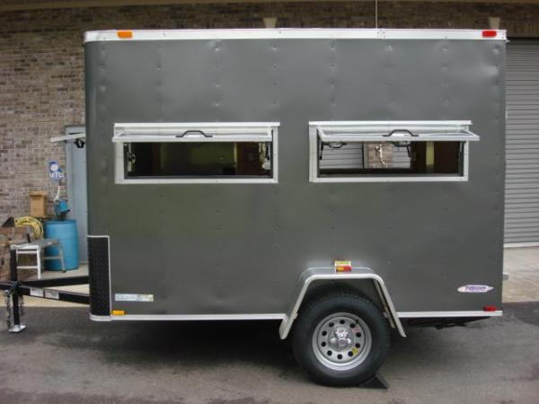 http://www.maconcustomtrailers.com/autos/2019-Other-6ft-X-10ft-Hunting-Trailer-Macon-GA-906 - Photo #5