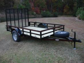 http://www.maconcustomtrailers.com/autos/2019-Macon-Custom-Trailers-6ft-X-10ft-Deluxe-Macon-GA-913 - Photo #1