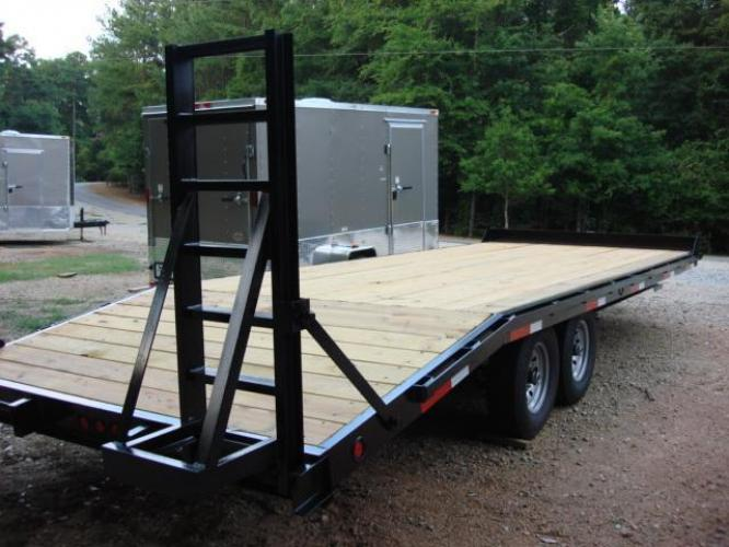 2019 Black Macon Custom Flatbed & Equipment , located at 1330 Rainey Rd., Macon, GA, 31220, (478) 960-1044, 32.845638, -83.778687 - Photo #19
