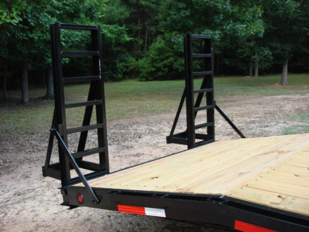 2021 Black Macon Custom Flatbed & Equipment , located at 1330 Rainey Rd., Macon, GA, 31220, (478) 960-1044, 32.845638, -83.778687 - Photo #3