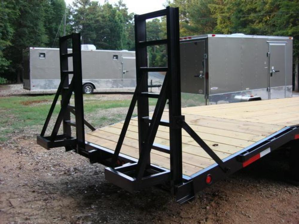 2021 Black Macon Custom Flatbed & Equipment , located at 1330 Rainey Rd., Macon, GA, 31220, (478) 960-1044, 32.845638, -83.778687 - Photo #4