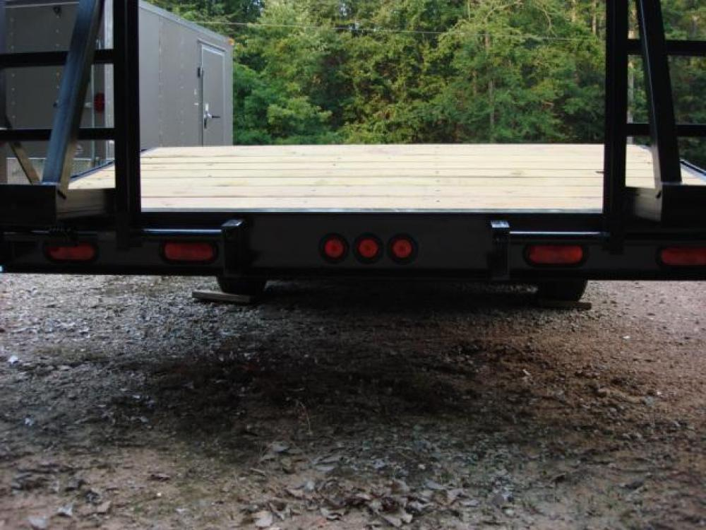 2021 Black Macon Custom Flatbed & Equipment , located at 1330 Rainey Rd., Macon, GA, 31220, (478) 960-1044, 32.845638, -83.778687 - Photo #5