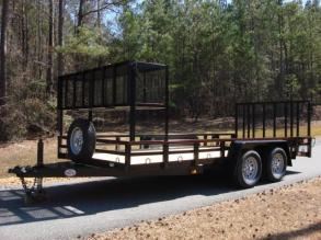 http://www.maconcustomtrailers.com/autos/2019-Macon-Custom-Trailers-Utility-Landscape-Macon-GA-975 - Photo #1